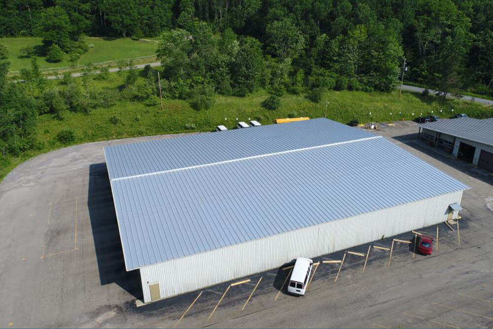Ed Shults Of Warren >> Metal Roofing - Kessel Construction, Inc.